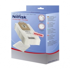 Nilfisk Select en Power Stofzakken